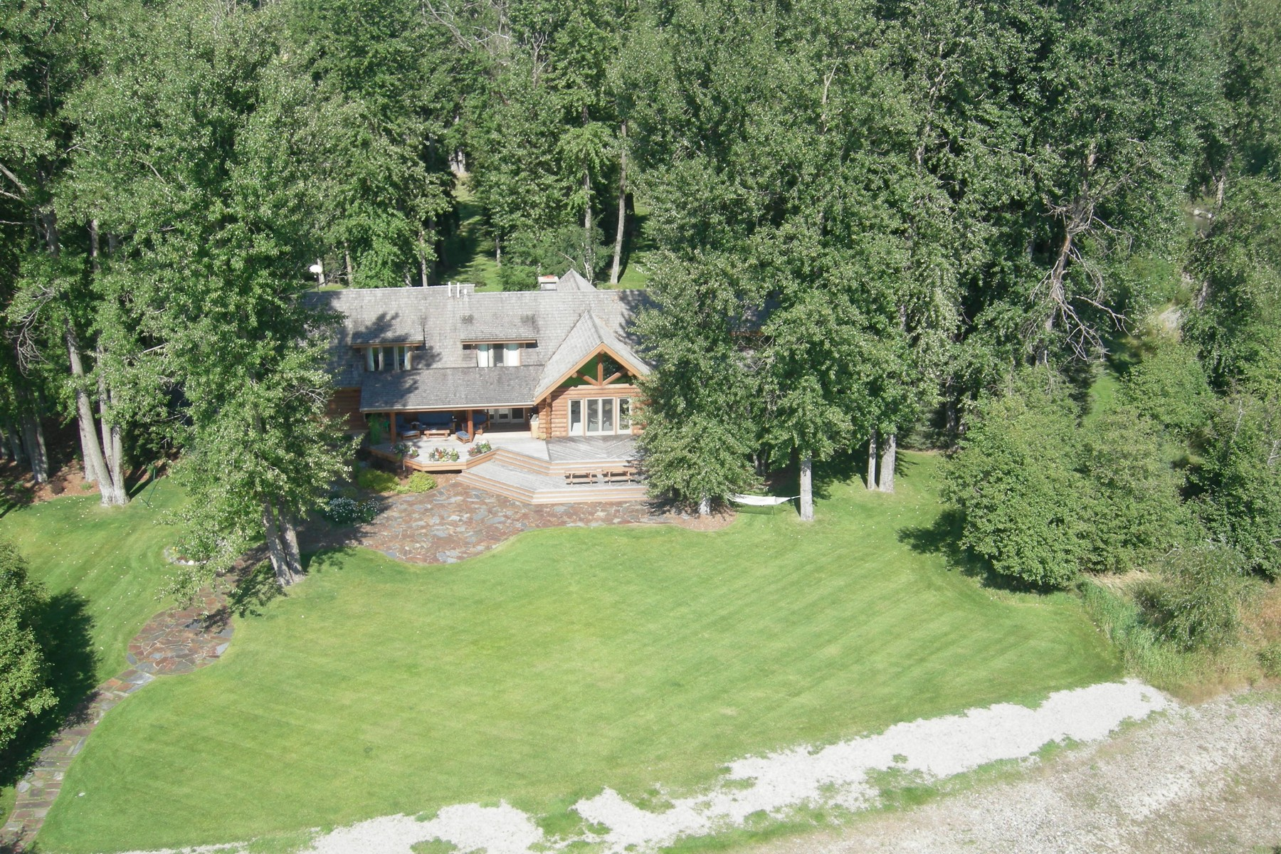 Casa Unifamiliar por un Venta en Swift Eagle 405 Delrey Rd Whitefish Lake, Whitefish, Montana, 59937 Estados Unidos