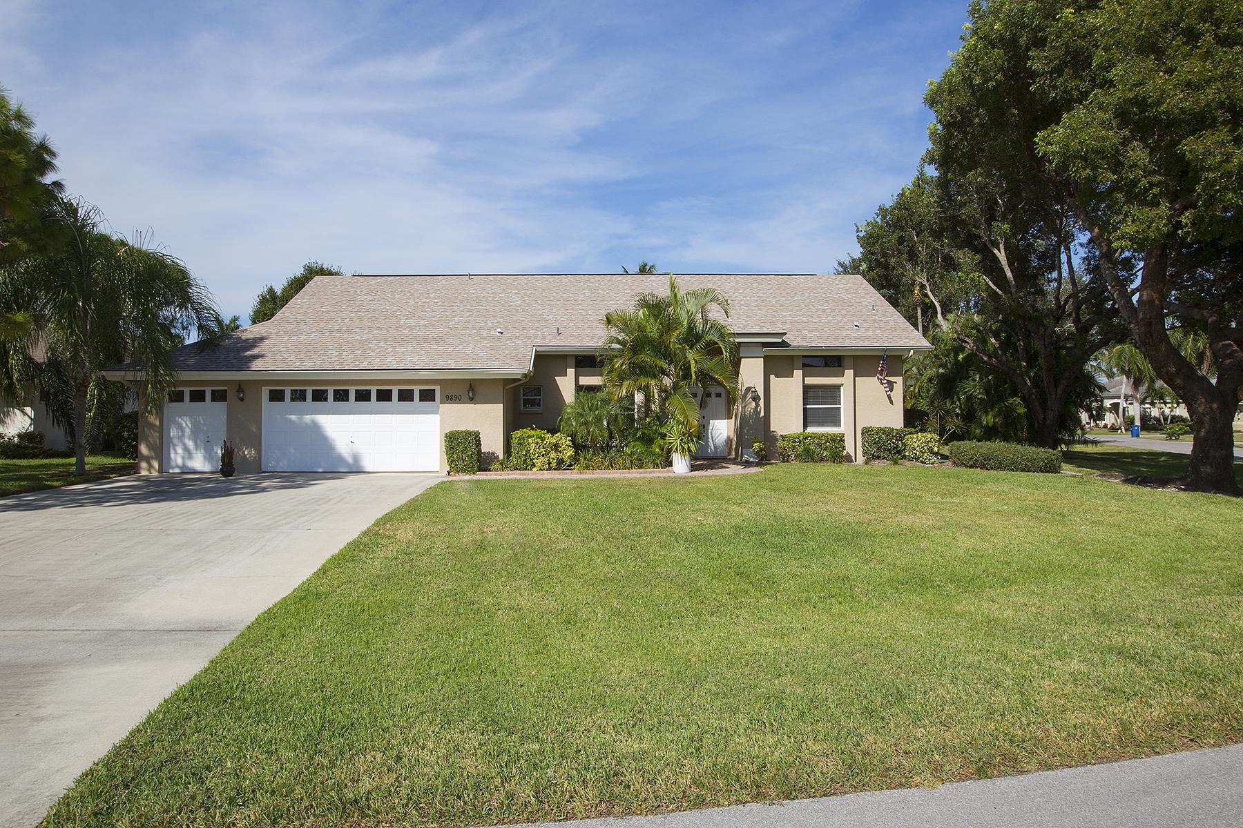 Maison unifamiliale pour l Vente à SPANISH WELLS 9890 El Greco Cir Bonita Springs, Florida, 34135 États-Unis
