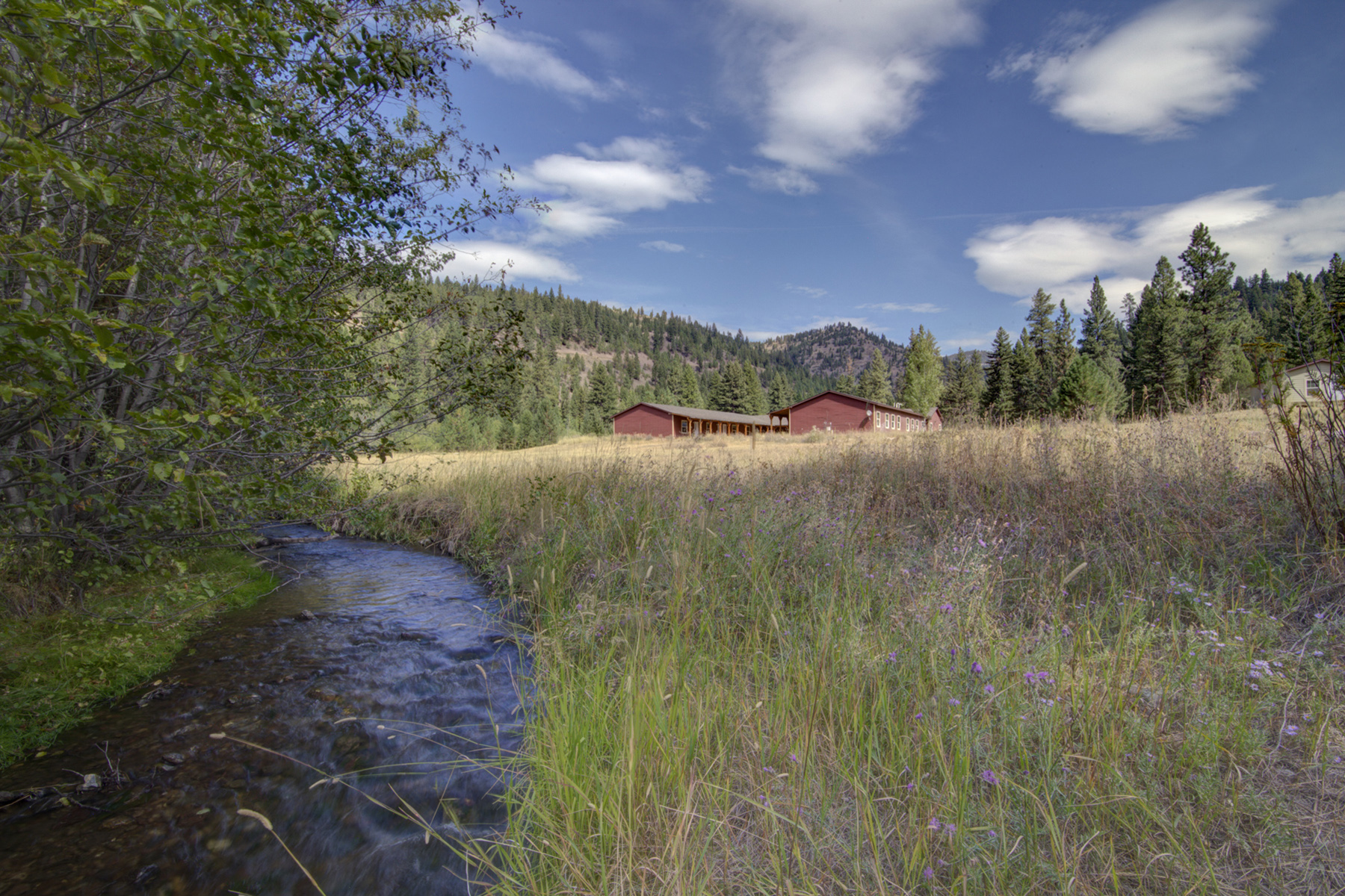 Single Family Home for Sale at 12500 Cramer Creek Rd , Clinton, MT 59825 12500 Cramer Creek Rd Clinton, Montana, 59825 United States