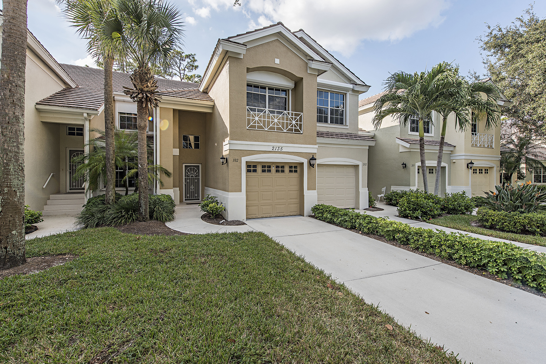 Condominium for Sale at STONEBRIDGE - MIDDLEBURG 2135 Aberdeen Ln 5-102, Naples, Florida 34109 United States