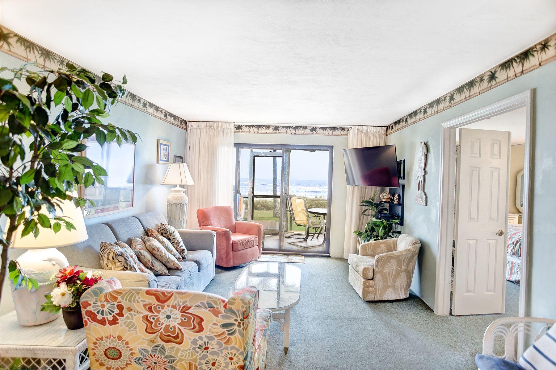 Appartement en copropriété pour l Vente à SANIBEL 2445 W Gulf Dr E6 Sanibel, Florida, 33957 États-Unis