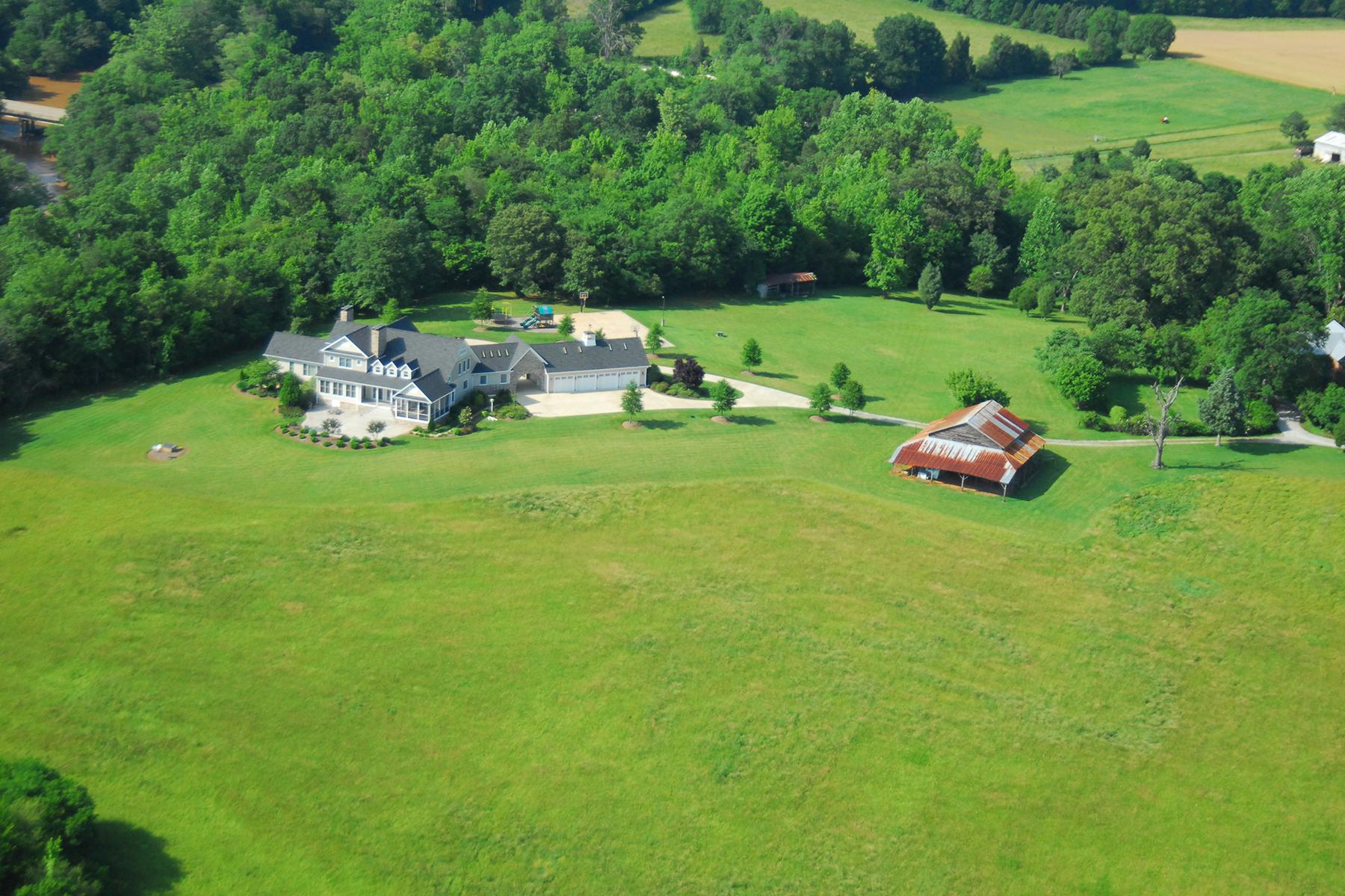 Single Family Home for Sale at SALISBURY 8665 Us Hwy 601 Hwy Salisbury, North Carolina, 28147 United States