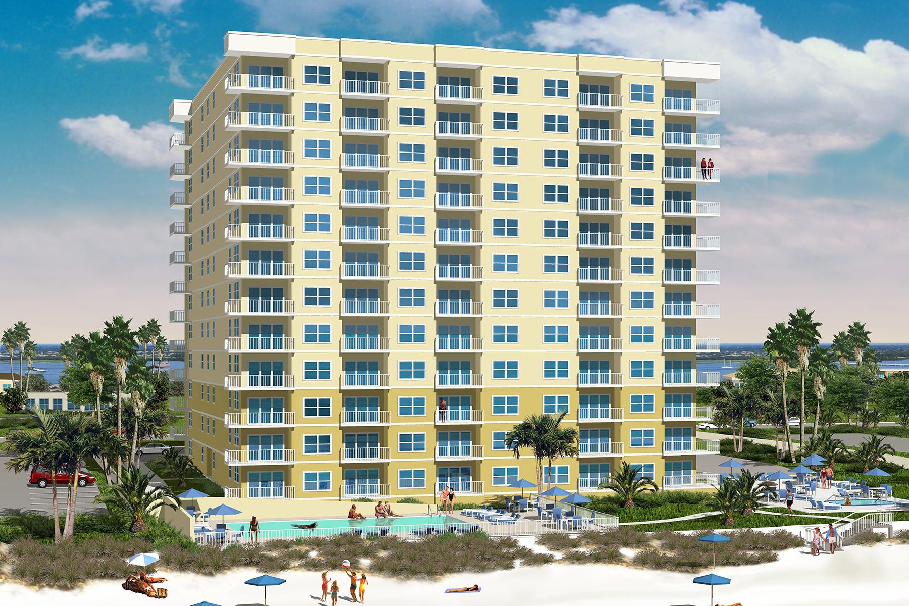 콘도미니엄 용 매매 에 SPRUCE CREEK AND THE BEACHES 3717-3721 S Atlantic Ave 1003 Daytona Beach Shores, 플로리다, 32118 미국