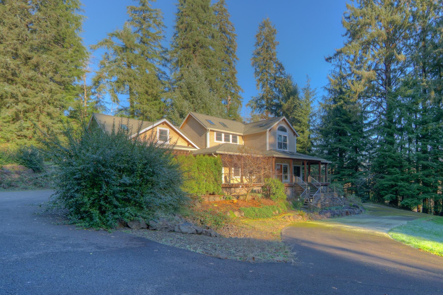 Einfamilienhaus für Verkauf beim 44650 CAROL DR, NEHALEM Nehalem, Oregon, 97131 Vereinigte Staaten