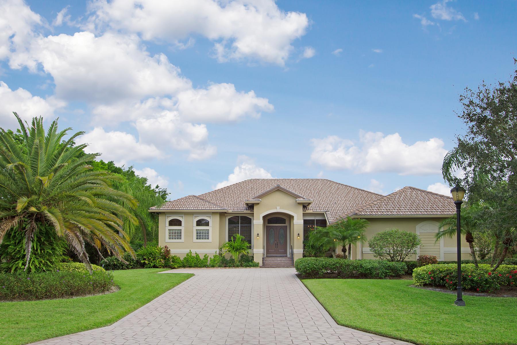Nhà ở một gia đình vì Bán tại DEVONWOOD ESTATES 15541 Old Wedgewood Ct Fort Myers, Florida, 33908 Hoa Kỳ