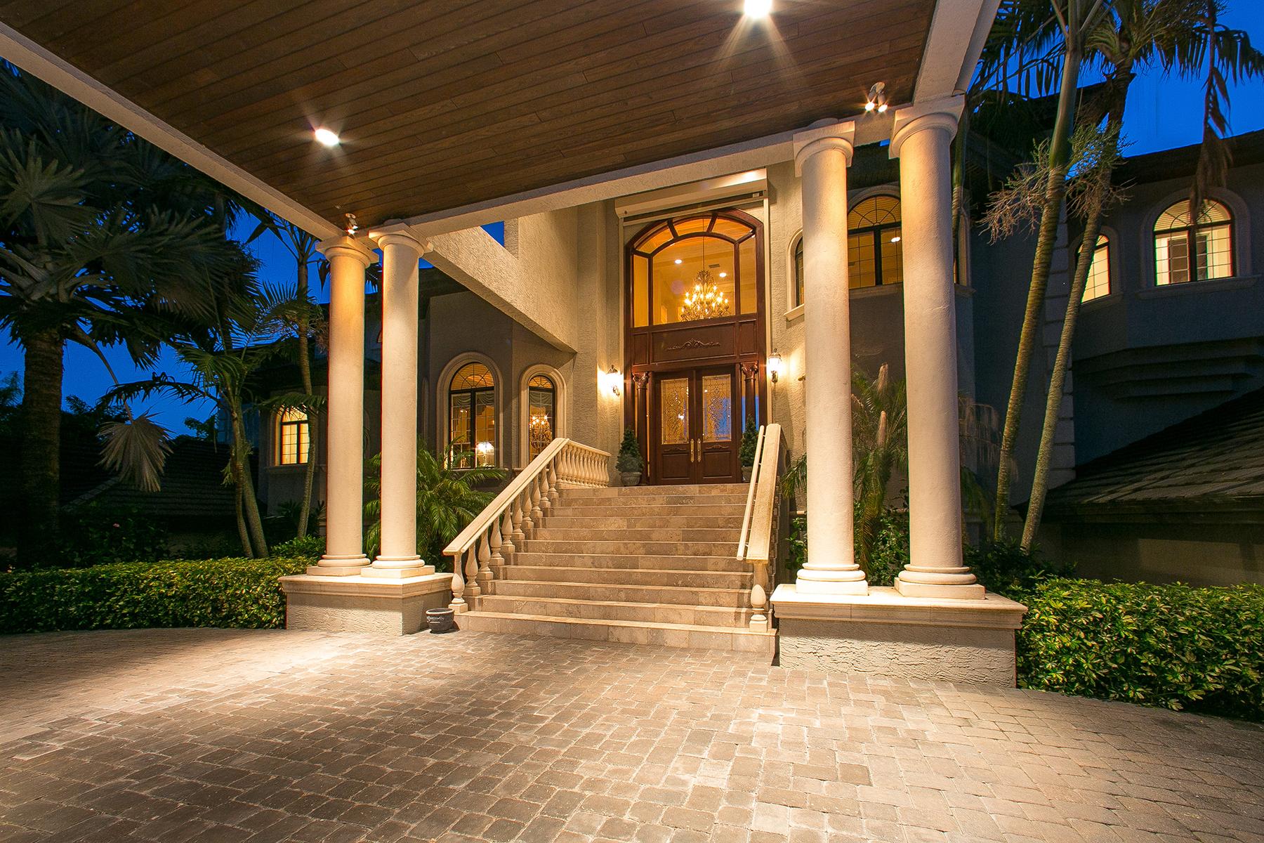 Tek Ailelik Ev için Satış at SOUTH SARASOTA 7922 S Holiday Dr Sarasota, Florida, 34231 Amerika Birleşik Devletleri