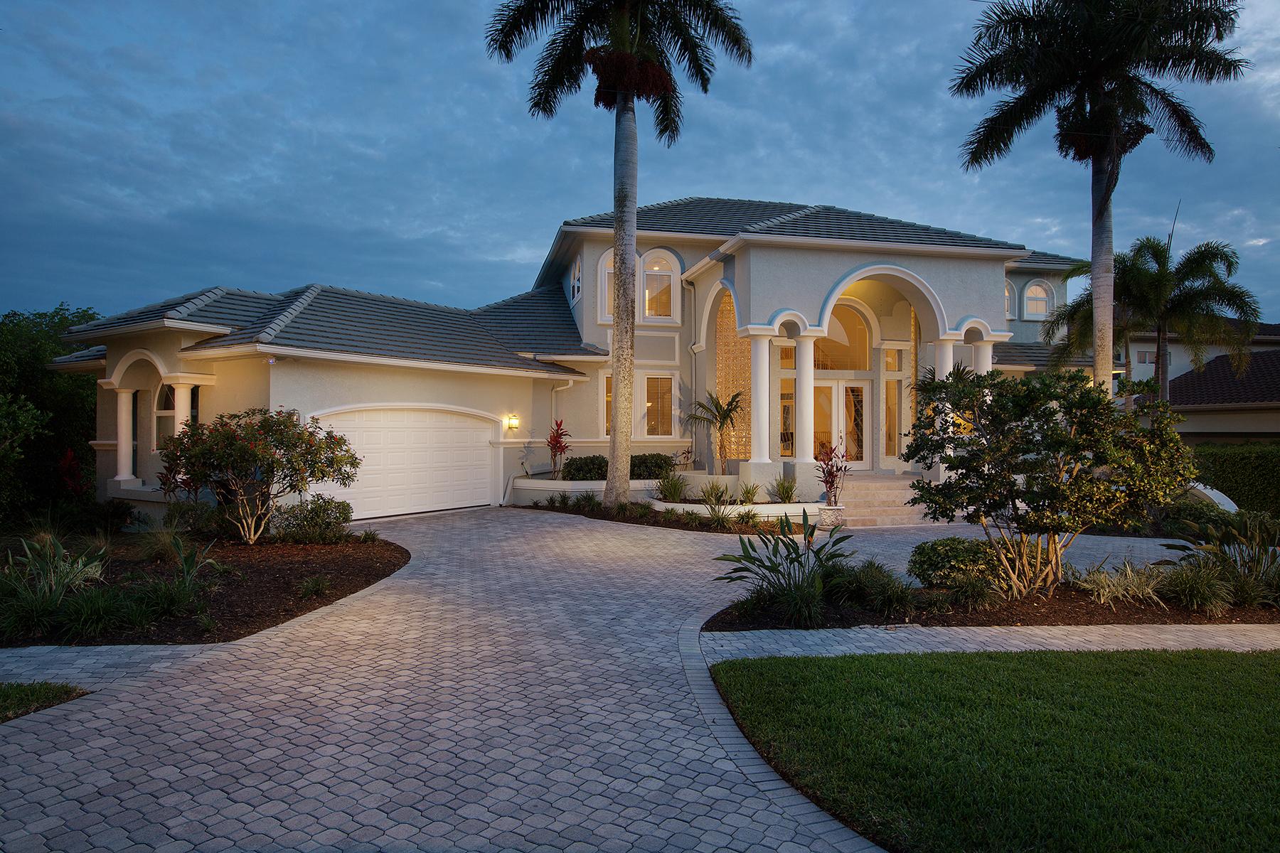 一戸建て のために 売買 アット MARCO ISLAND 1635 Ludlow Rd Marco Island, フロリダ, 34145 アメリカ合衆国
