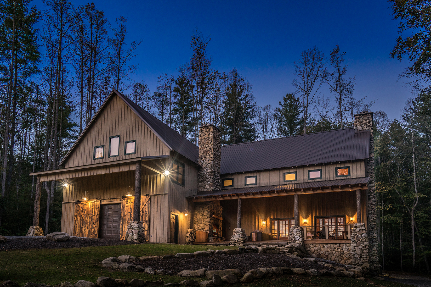 Single Family Home for Sale at 152 ACRE BLUE RIDGE MOUNTAIN ESTATE 7035 Johns River Road, Lenoir, North Carolina 28645 United StatesIn/Around: Blowing Rock