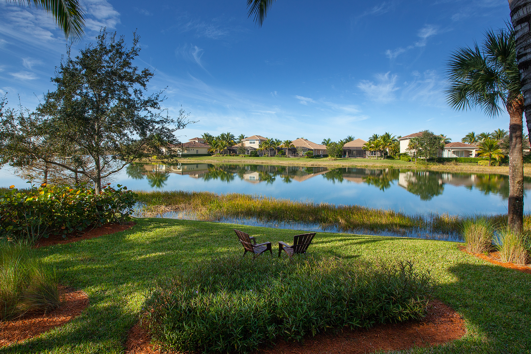 Eigentumswohnung für Verkauf beim FIDDLER'S CREEK 9279 Menaggio Ct 101 Naples, Florida, 34114 Vereinigte Staaten