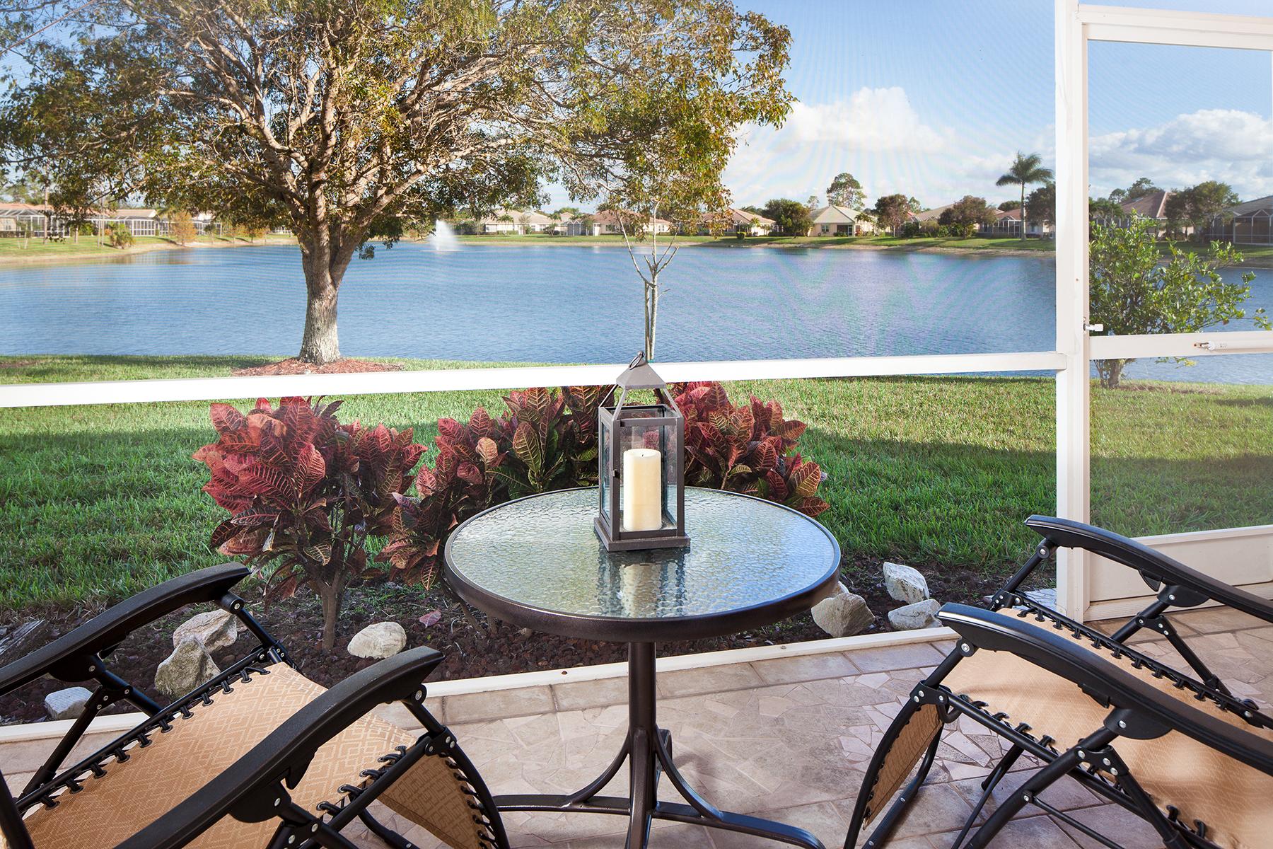 Villetta a schiera per Vendita alle ore BERKSHIRE LAKES - THE SHORES 7791 Berkshire Pines Dr Naples, Florida, 34104 Stati Uniti
