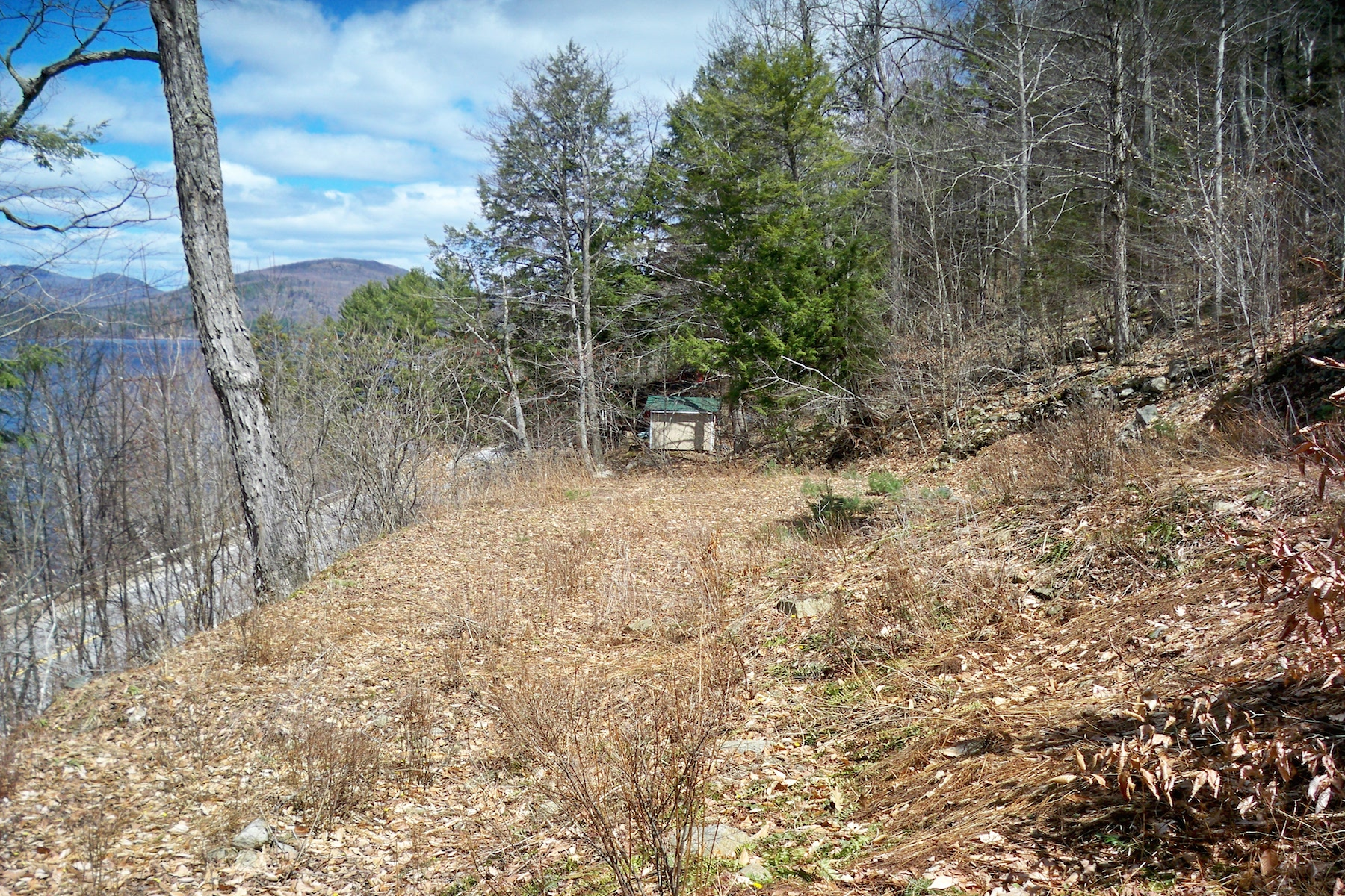 Additional photo for property listing at Prime Waterfront Building Lot 0  South Shore Rd Day, Nueva York 12835 Estados Unidos