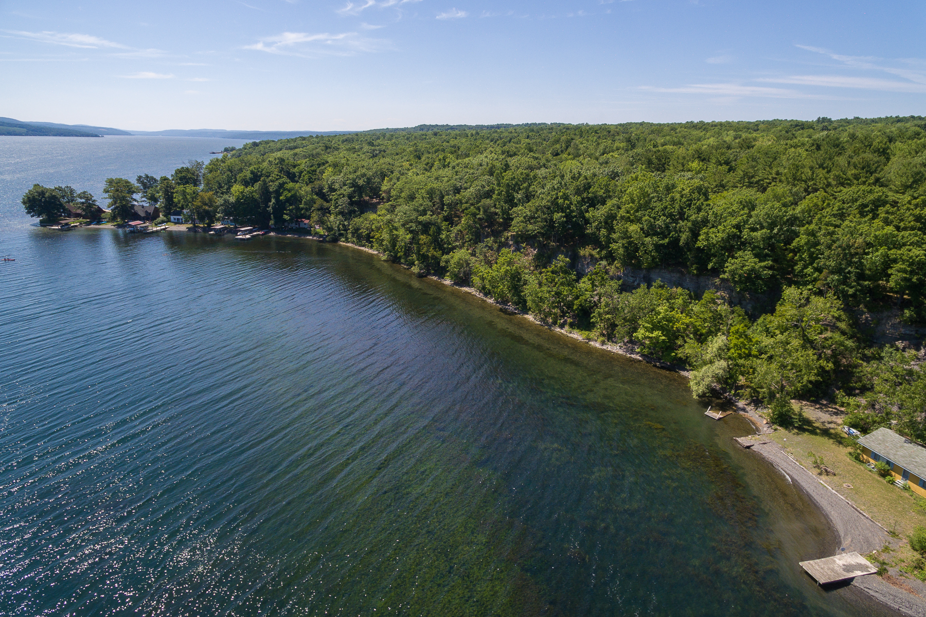 Land for Sale at Seneca Lake at Juniper Point 0 Nys Route 14 Dundee, New York 14837 United States