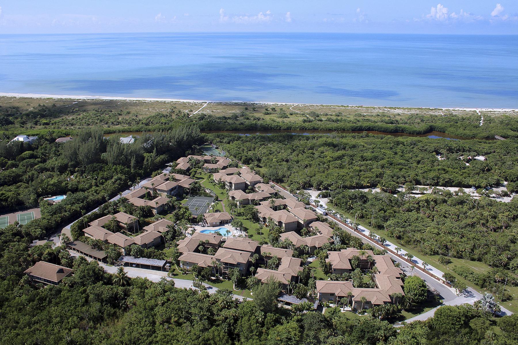 Condominio por un Venta en SANIBEL 5117 Sea Bell Rd F210 Sanibel, Florida, 33957 Estados Unidos