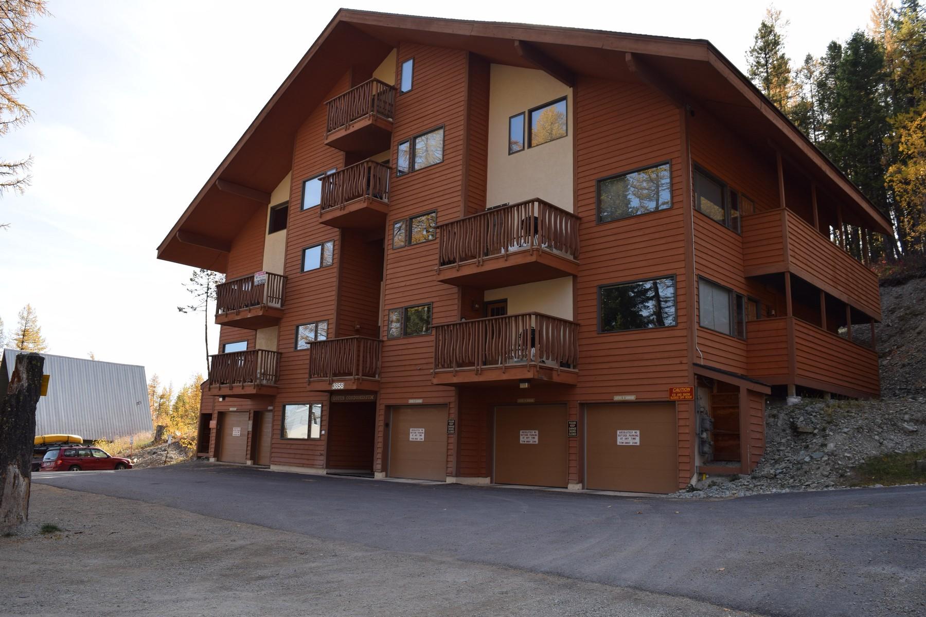 Condominium for Sale at 3858 Winter Lane, Lotus C3, Whitefish, MT 59937 3858 Winter Ln Lotus C3 Whitefish, Montana 59937 United States