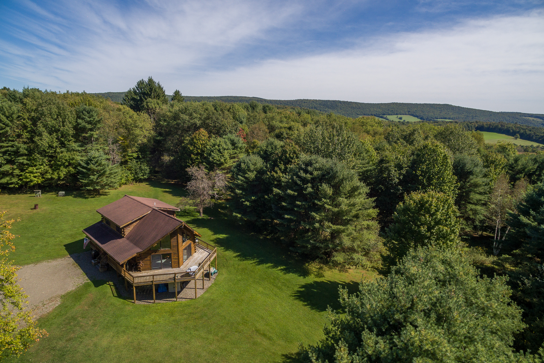 Additional photo for property listing at Westford Hunting Escape 471  Badeau Hill Rd Westford, New York 12155 United States