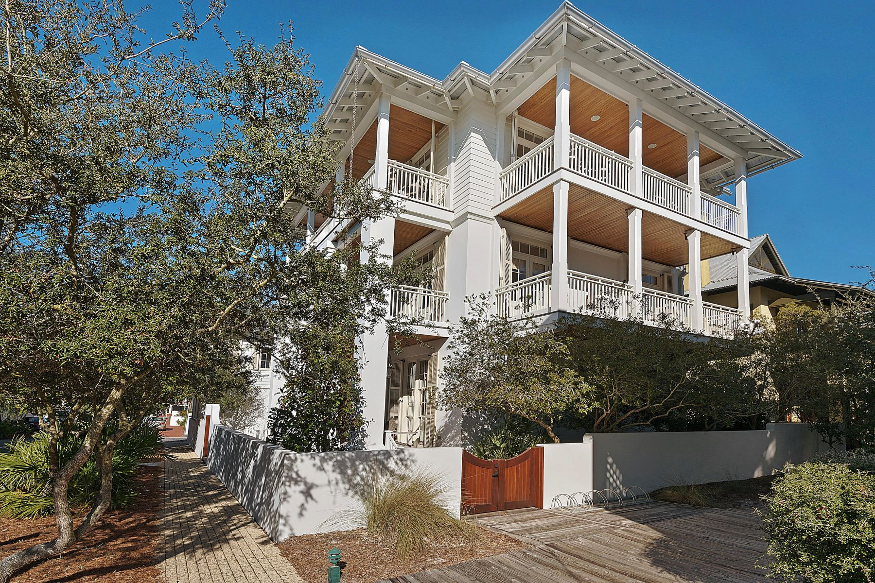 一戸建て のために 売買 アット ROSEMARY BEACH RECENTLY RENOVATED GULF VIEW 456 East Water Street Rosemary Beach, Rosemary Beach, フロリダ, 32461 アメリカ合衆国