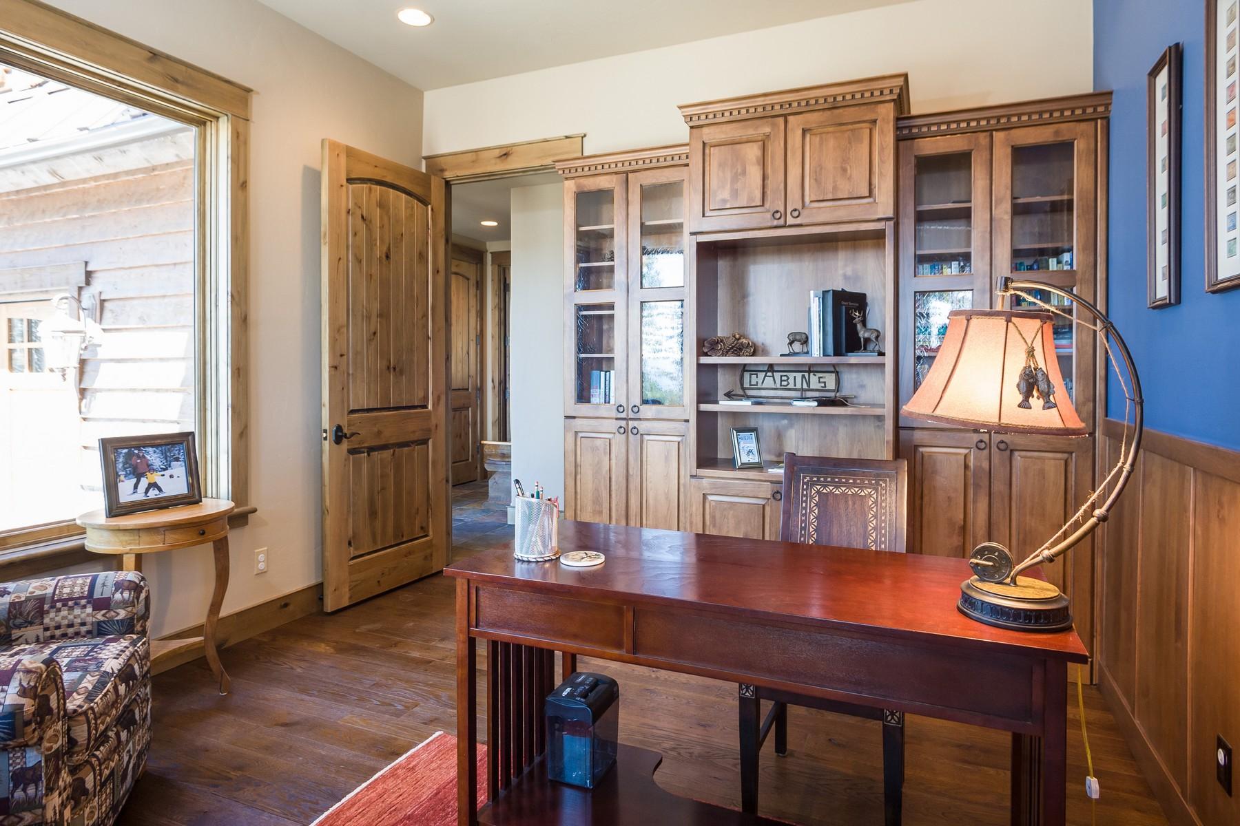 Additional photo for property listing at 157 Elk Highlands Drive 157  Elk Highlands Dr Whitefish, Montana 59937 United States
