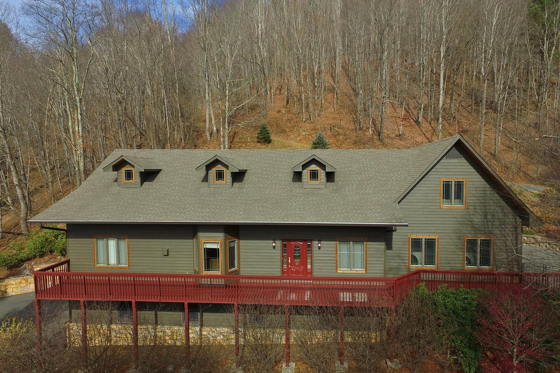 Maison unifamiliale pour l Vente à BANNER ELK 812 Highland Drive Banner Elk, Carolina Du Nord, 28604 États-Unis