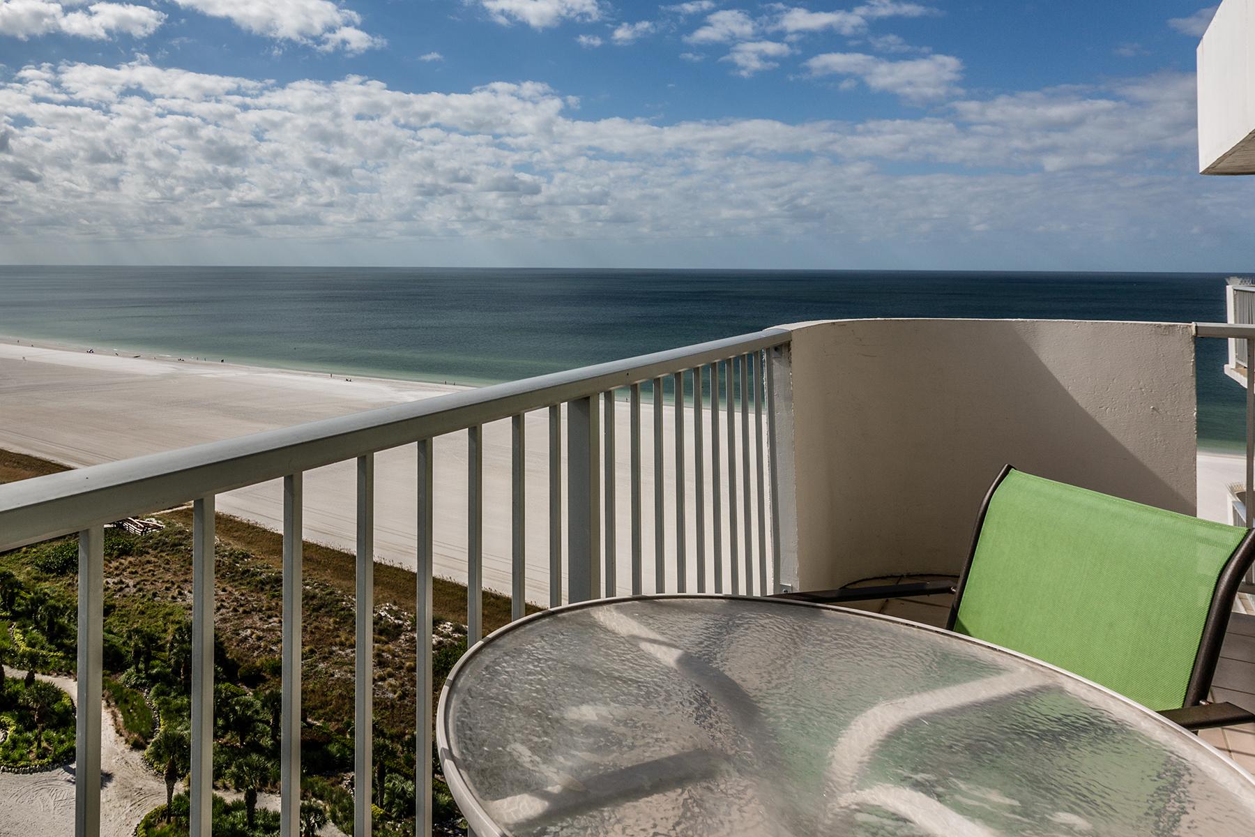 共管式独立产权公寓 为 销售 在 MARCO ISLAND - ADMIRALTY HOUSE 140 Seaview Ct 1806S 马可岛, 佛罗里达州, 34145 美国