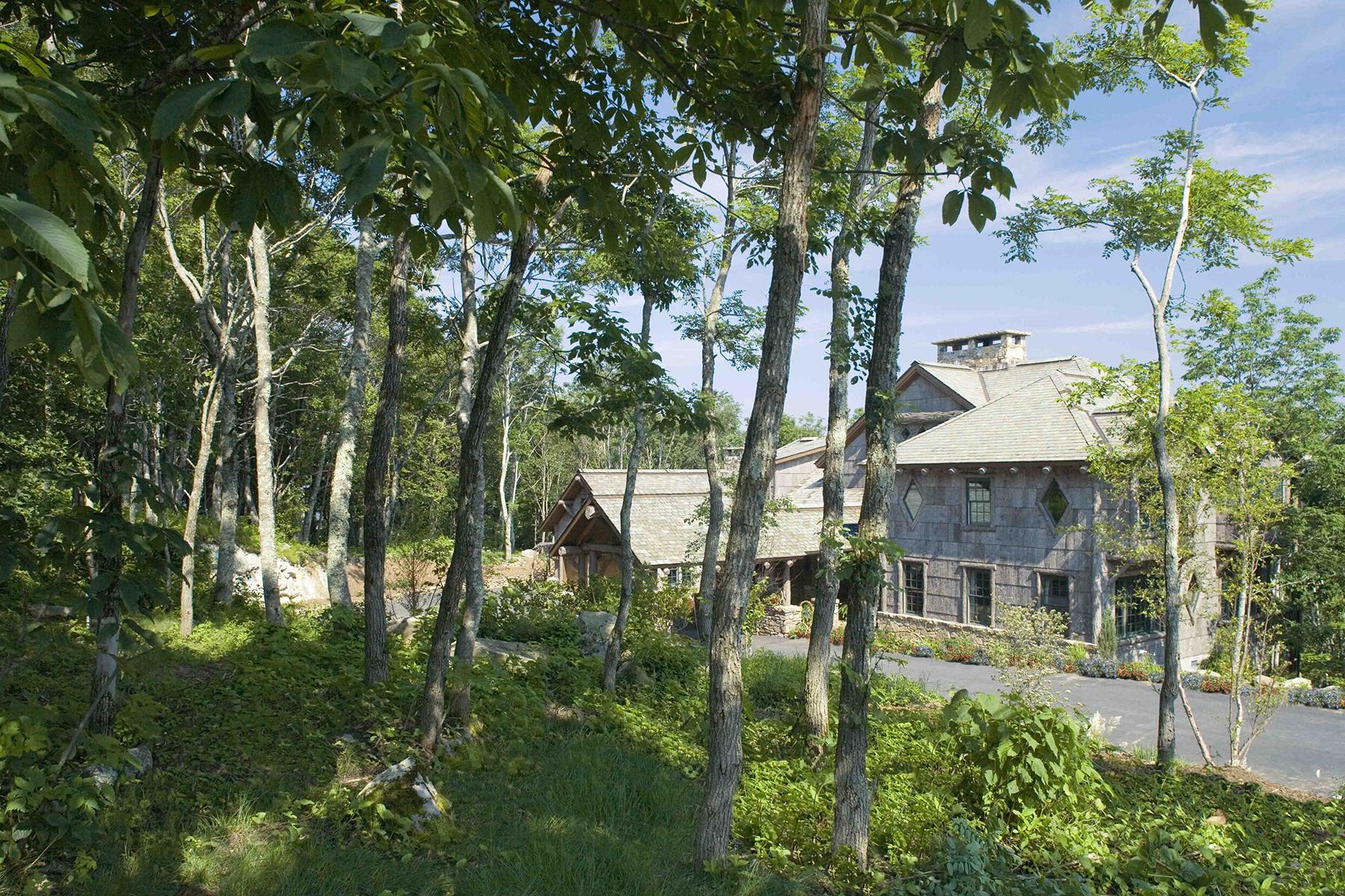 Casa para uma família para Venda às BANNER ELK - DIAMOND CREEK 1820 Rockrose Banner Elk, Carolina Do Norte, 28604 Estados Unidos