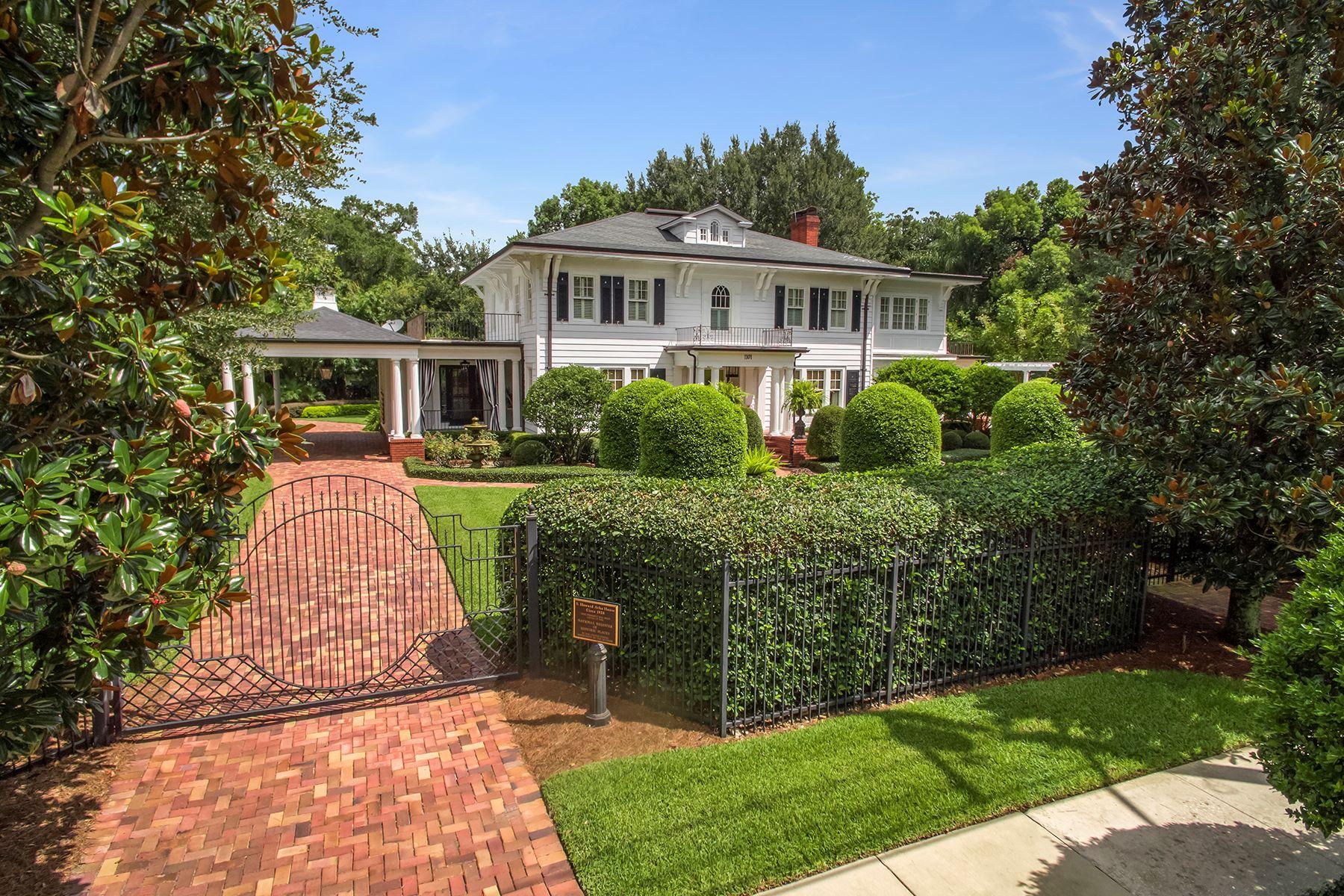 Casa Unifamiliar por un Venta en ORLANDO,FLORIDA 1101 W Princeton St Orlando, Florida 32804 Estados Unidos