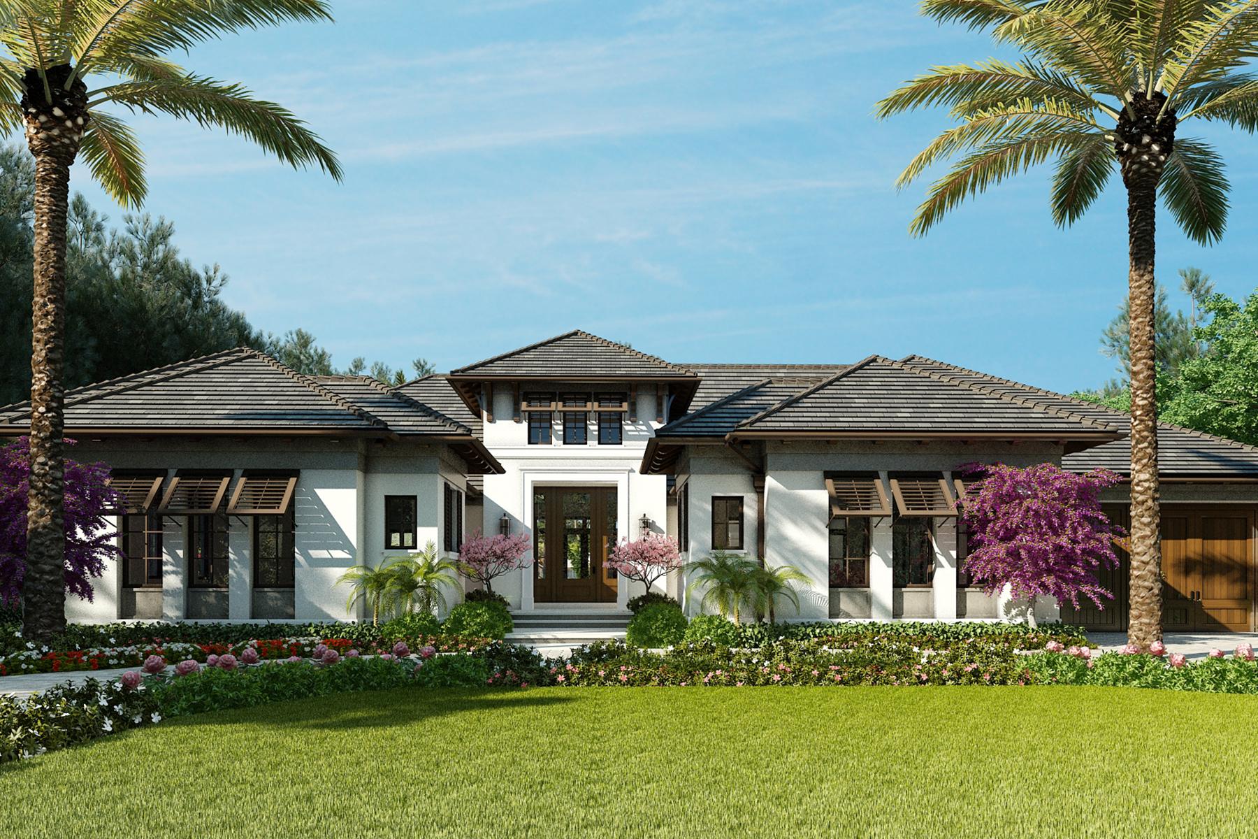 Vivienda unifamiliar por un Venta en MOORINGS 3156 Crayton Rd Naples, Florida, 34103 Estados Unidos