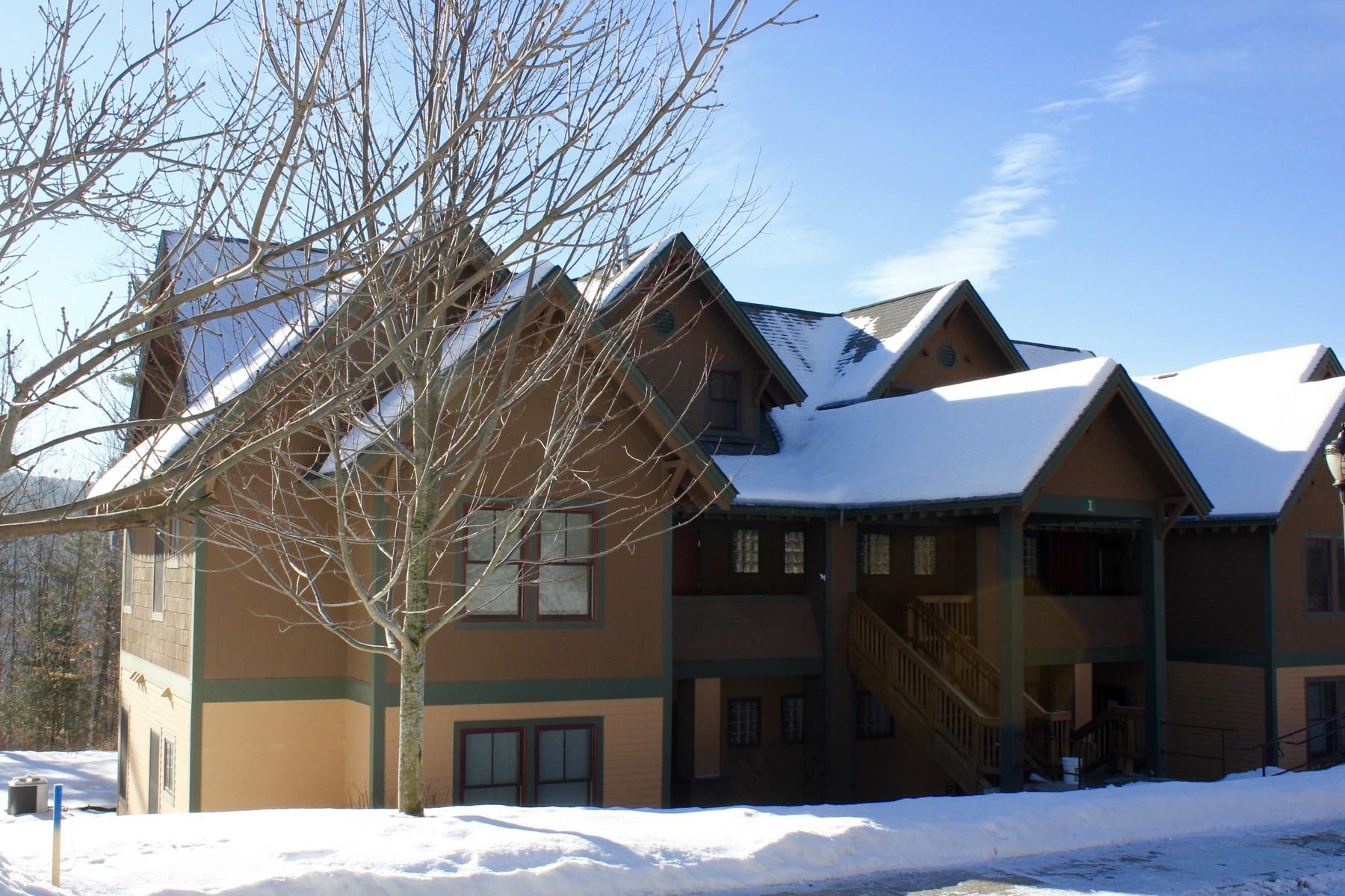 Copropriété pour l Vente à Castle Hill Resort Condominium 74 Spaulding Rd I2 Cavendish, Vermont, 05143 États-Unis
