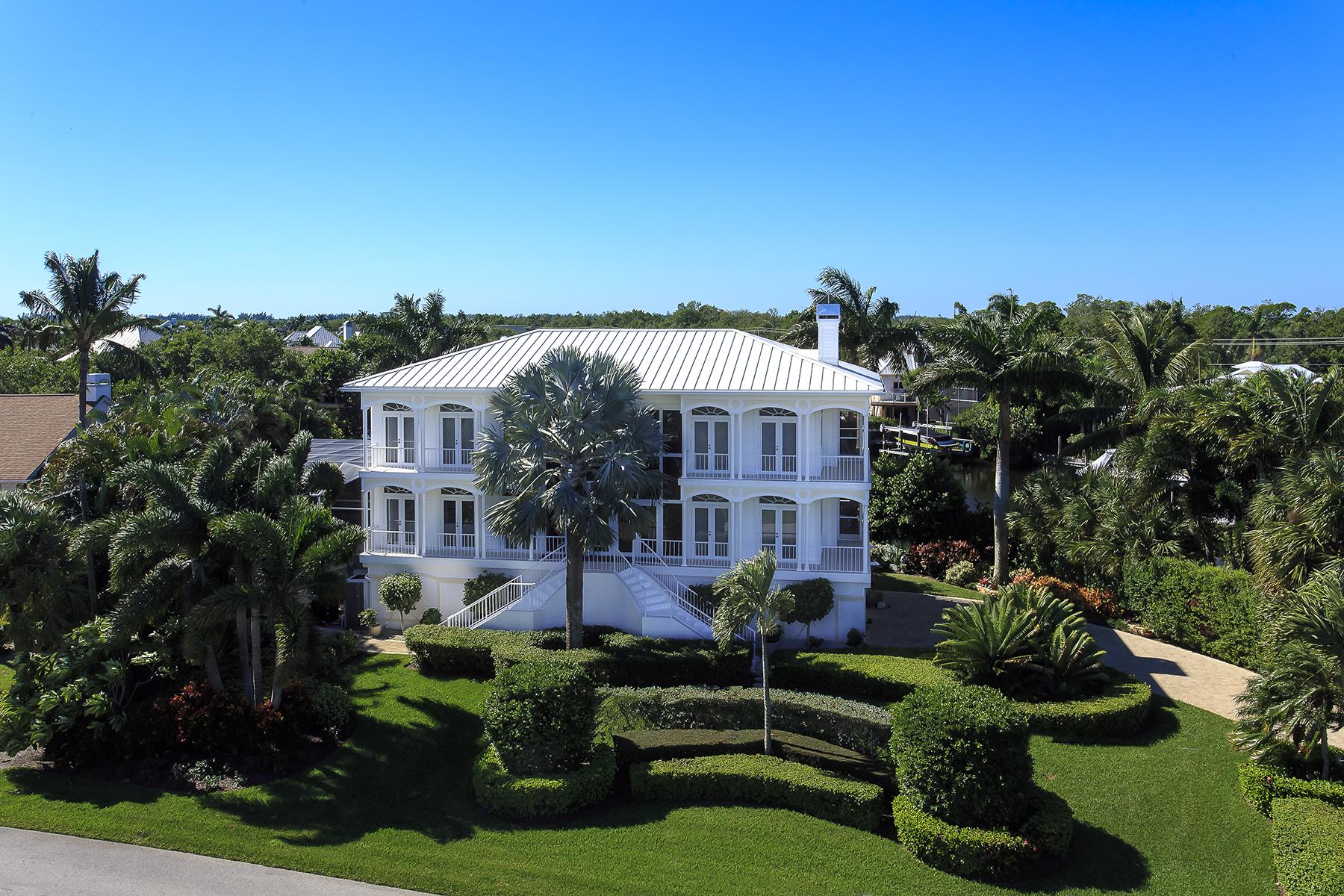 Vivienda unifamiliar por un Venta en SANIBEL 1561 San Carlos Bay Dr Sanibel, Florida, 33957 Estados Unidos