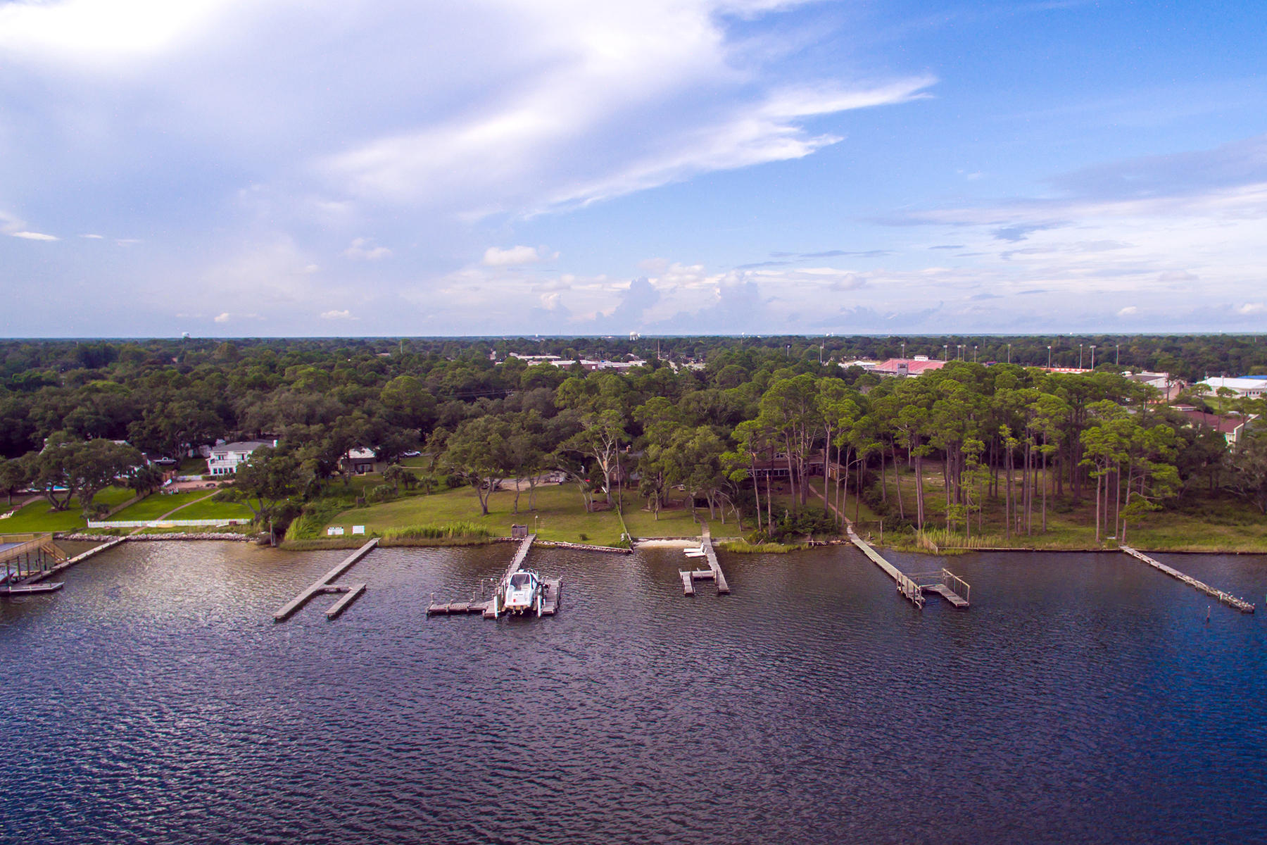 Land for Sale at WATERFRONT ON THE INTERCOASTAL 881 & 889 Miracle Strip Parkway Mary Esther, Florida 32569 United States