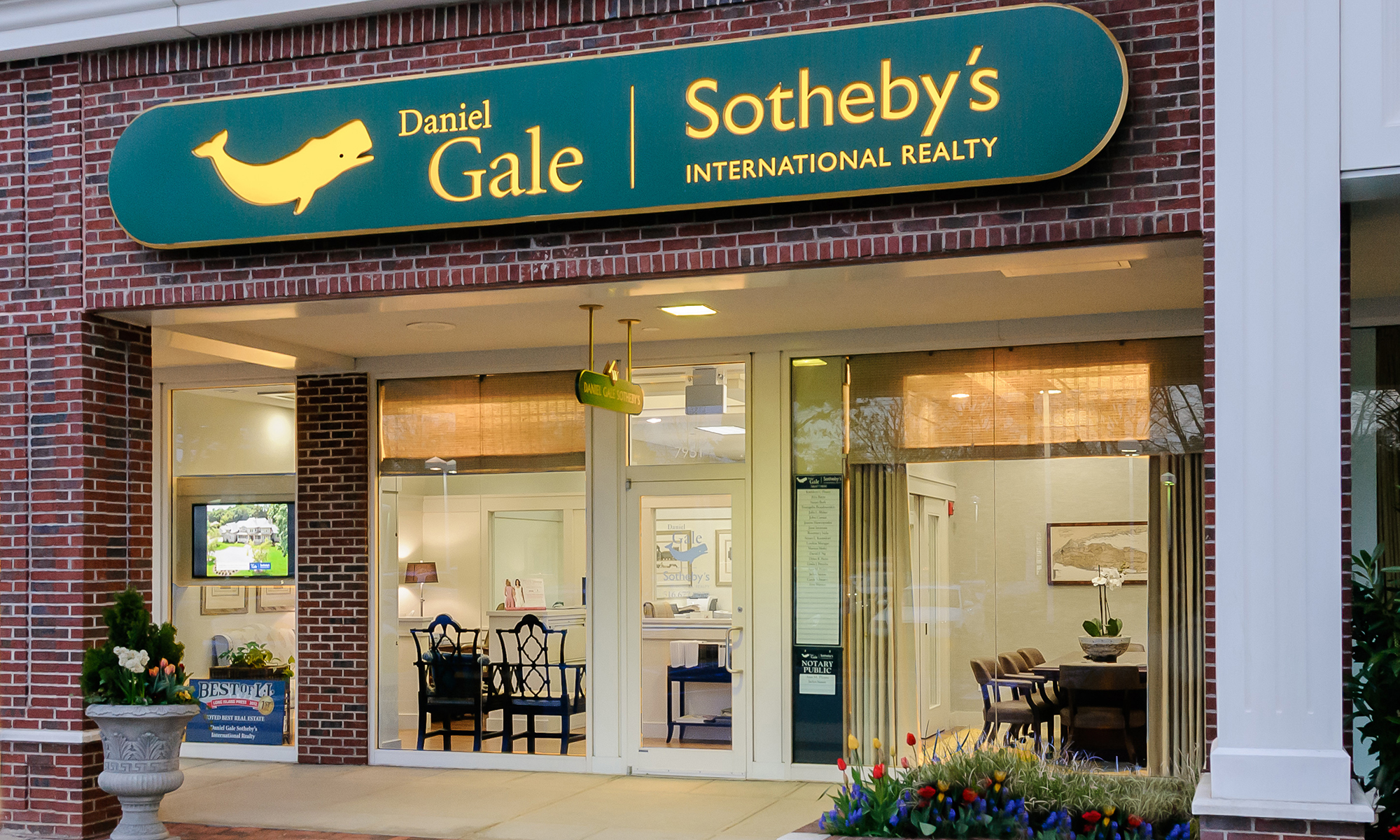 Office Daniel Gale Sotheby's International Realty Photo