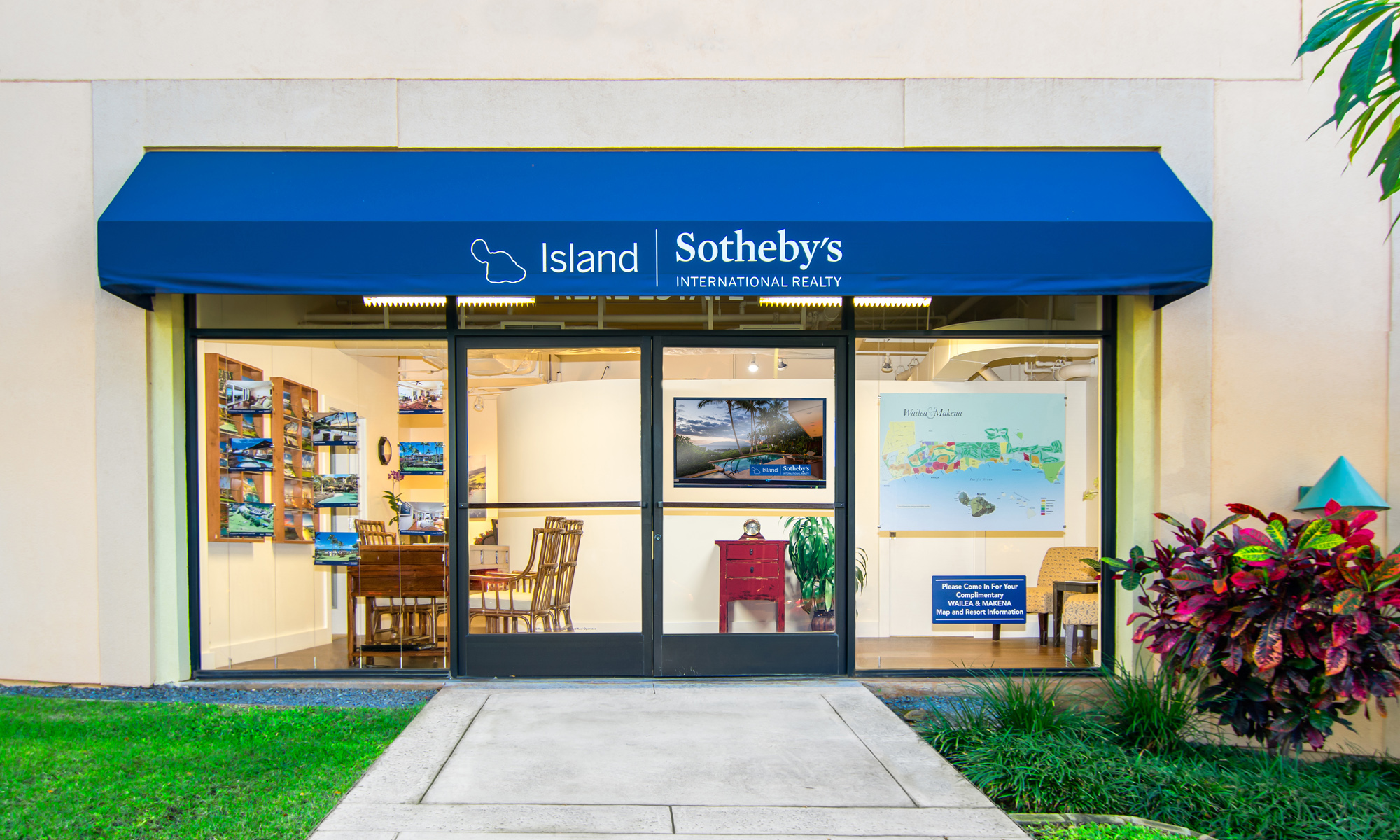 Office Island Sotheby's International Realty Photo