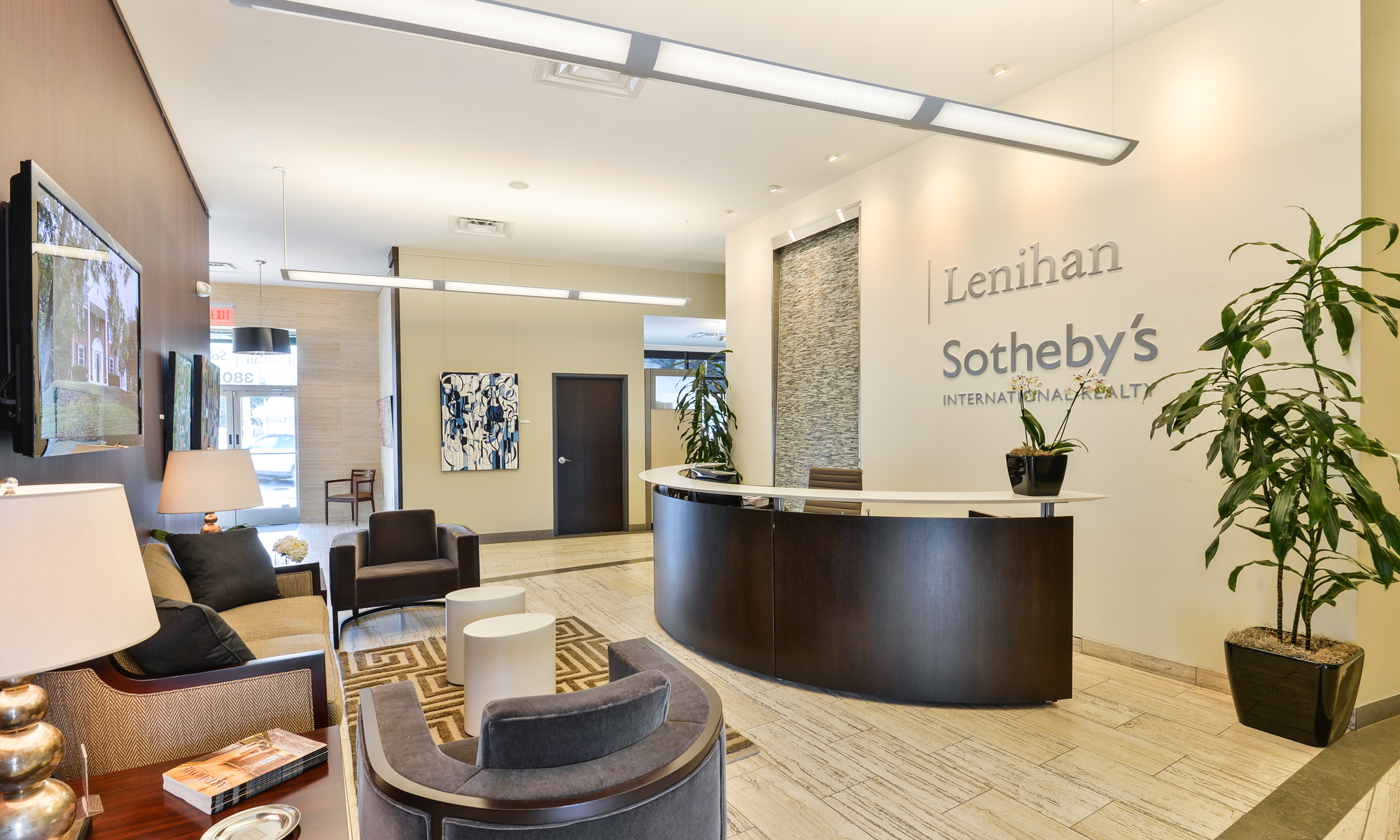 Office Lenihan Sotheby's International Realty Photo