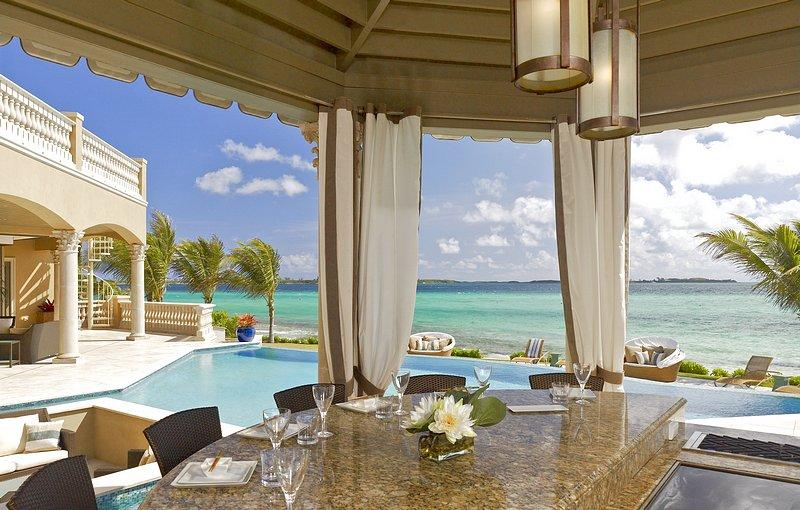 Additional photo for property listing at Casa DeLeon, Ocean Club Estates #39 Ocean Club Estates Paradise Island, Nassau And Paradise Island . Bahamas