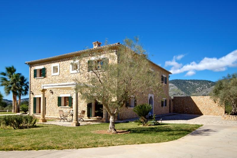 Maison unifamiliale pour l Vente à Manor house with open views in Alaró Alaro, Majorque 07003 Espagne