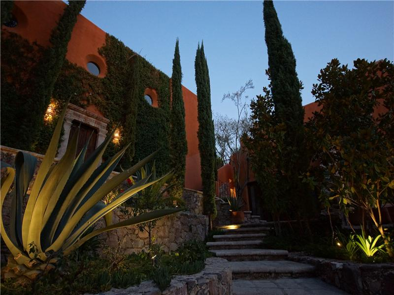 Property Of Casa Faroles