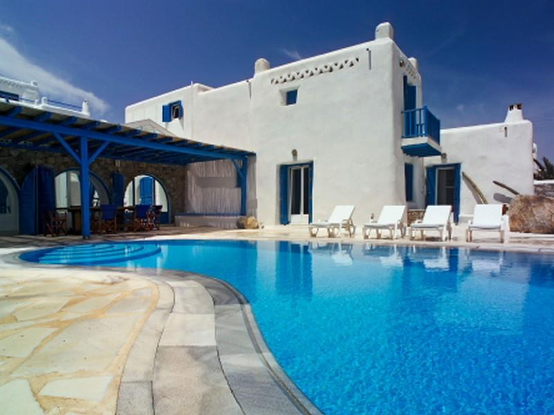 Single Family Home for Sale at Villa Eros Mykonos, Southern Aegean 840600 Greece
