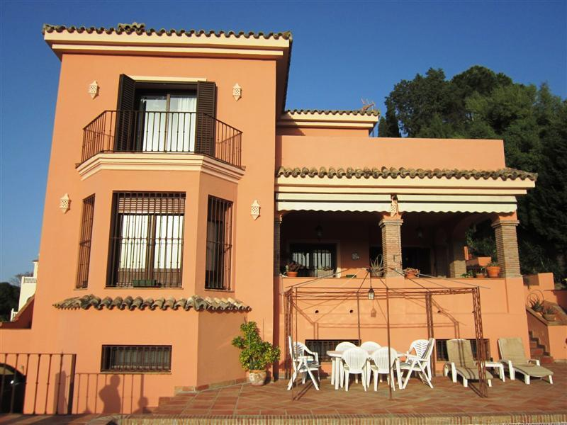 Property Of Contemporary villa located on the exclusive area o