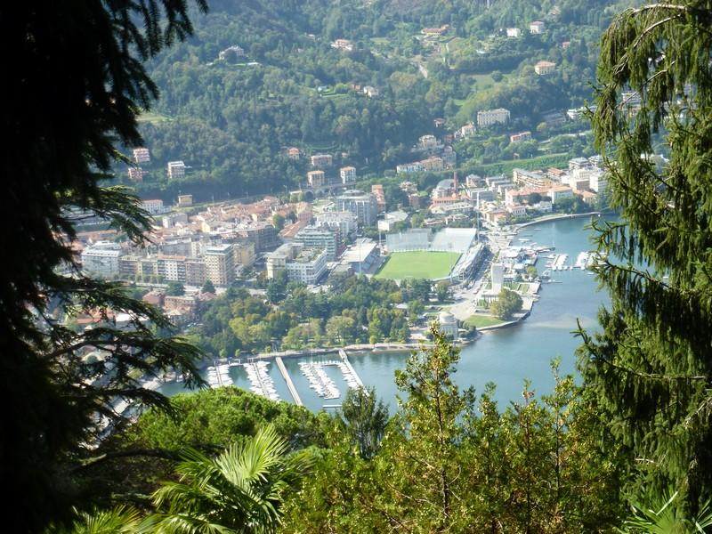 sales property at Prestigious period villa overlooking Lake Como