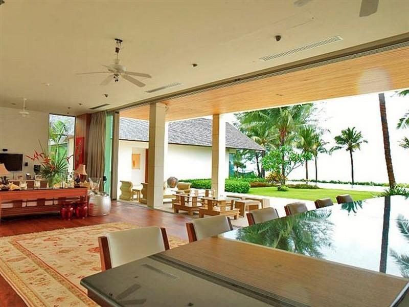 Property Of Natai Contemporary Beachfront Villa