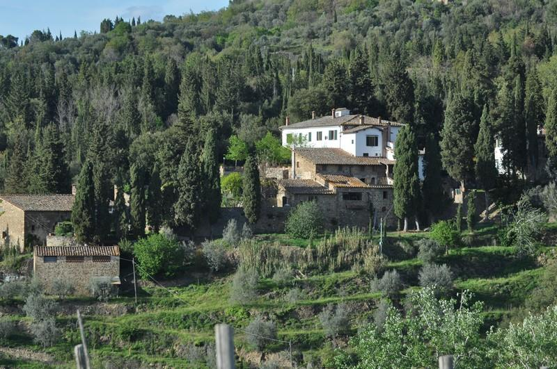 Single Family Home for Sale at Panoramic village in Chianti countryside Greve In Chianti, Florence 50022 Italy