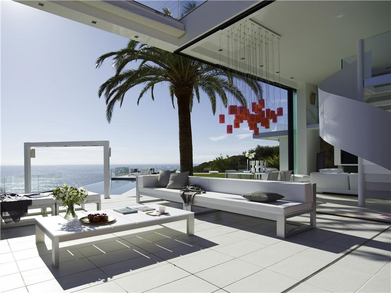 Property Of Spectacular designer house with infinite views