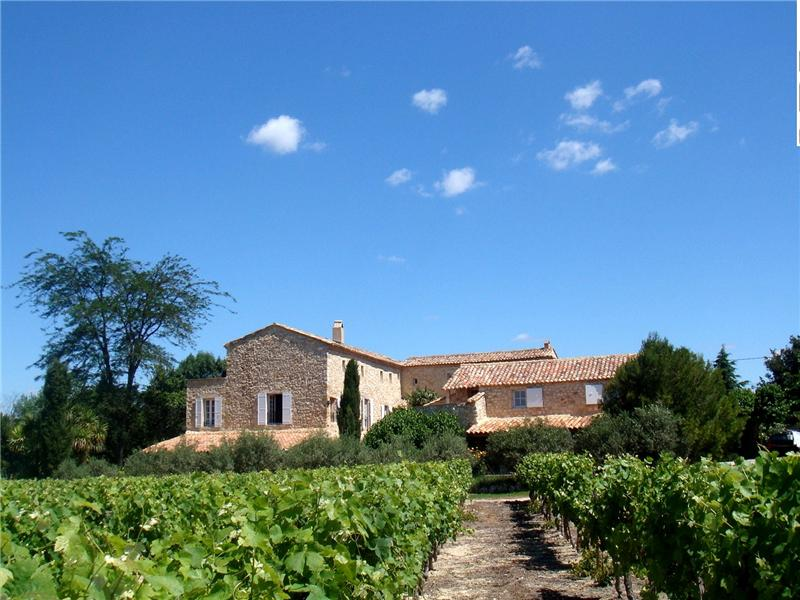 Multi-Family Home for Sale at UZES,SURROUNDED BY VINEYARDS, PROVENCALE FARMHOUSE Uzes, Languedoc-Roussillon 30700 France