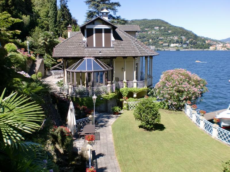 Property For Sale at Majestic liberty villa on Lake Como