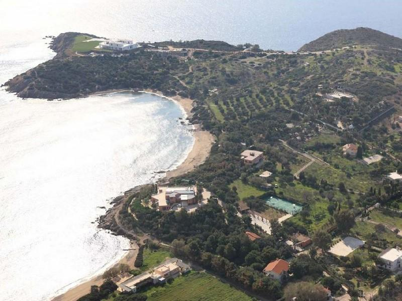 Property Of Seafront Villa in Sounio