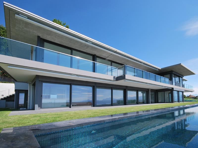 Property Of Large luxury residence of contemporary design