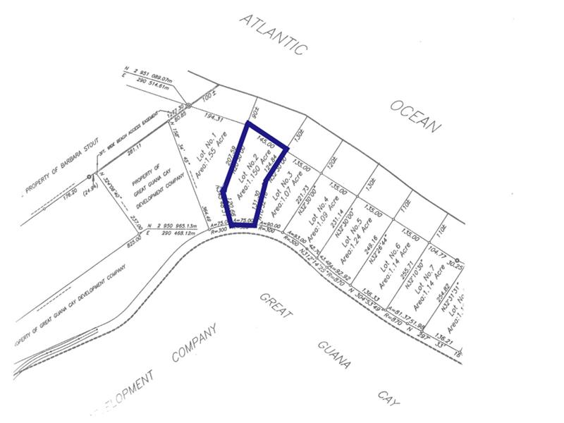 Property Of Orchid Bay Lot 2
