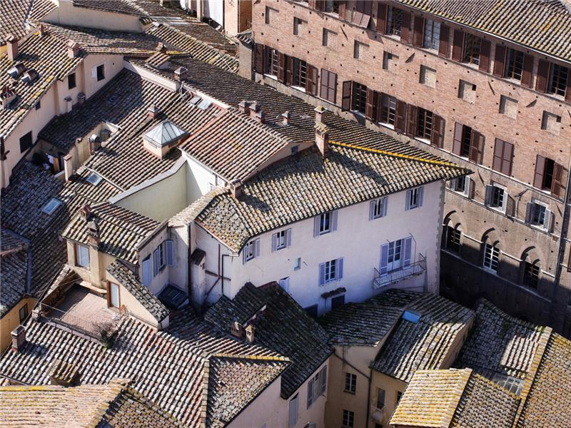 Property Of Beautiful apartment with views of Piazza del Campo