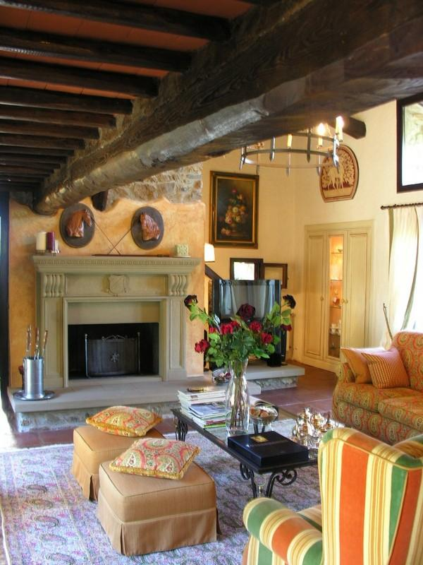Additional photo for property listing at Stunning rural Property in the heart of Chianti  Castellina In Chianti, Siena 53011 Italia