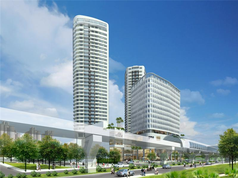 Property Of Indochina Plaza Hanoi - 2-Bedroom Condominium