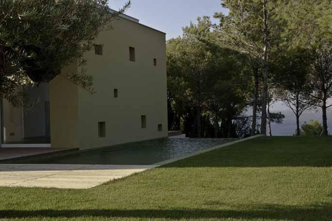 Maison unifamiliale pour l Vente à Maison de design à Begur avec vue sur les Iles Medes Begur, Costa Brava 17255 Espagne